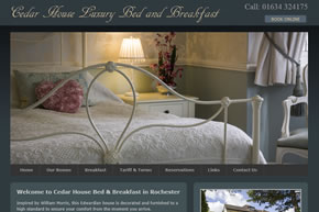 Cedar House Bed and Breakfast