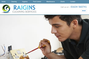 Raigins Cleaning Services